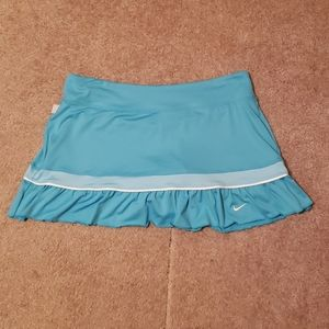 Nike Blue Tennis Skirt